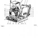 PDF Doosan Excavator DX35Z (SN: 5001 and Up) Service Workshop Manual
