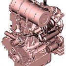 PDF Yanmar 4TNV94CHT Diesel Engine Technical Manual (CTM116319)