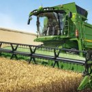 PDF John Deere Combines W540, To T670 With Wide Cab Operation and Test Manual (TM404119)