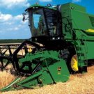 PDF John Deere 1450CWS To 1550WTS Combines Diagnostic and Test Service Manual (TM8235)