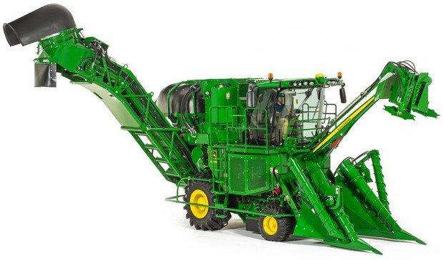 PDF John Deere CH570, CH670 Sugar Cane Harvester Service Repair Manual (TM134019)
