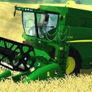 PDF John Deere S650 To S690 Combines Diagnostic and Test Service Manual (TM120719)