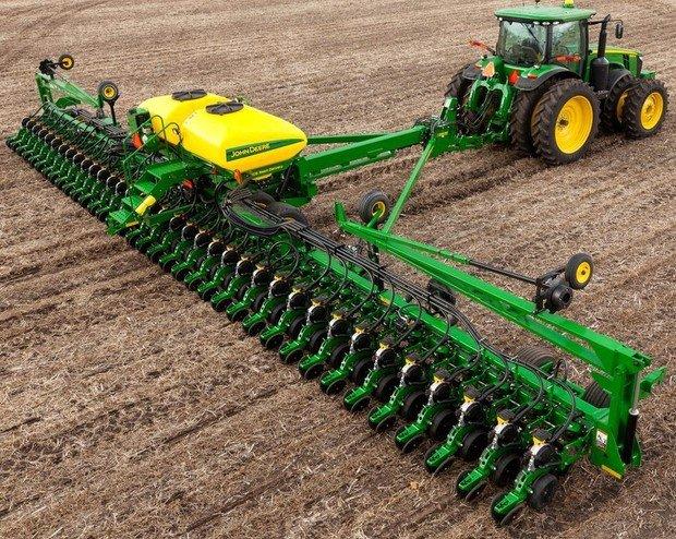 PDF John Deere / Bauer Planters SeedStar, Frame & Hydraulics Diagnostic and Test Manual (TM122619)