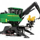 PDF John Deere 437D Knuckleboom Trailer Mount Log Service Repair Manual TM13038X19