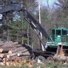 PDF John Deere Timberjack 535 , 530B Series2  Trailer Mount Log Loader Repair Manual TMF389377