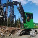 PDF John Deere 2154D Log Loader Service Technical Repair Manual (TM10415)