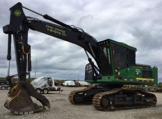 PDF John Deere 2154D Road Builder Service Technical Repair Manual (TM10414)