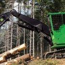 PDF John Deere 3754D Log Loader Service Technical Repair Manual (TM10423)