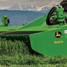 PDF John Deere 500R (5 Meter) Hay and Forage Rotary Service Repair Technical Manual (TM133719)