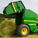 PDF John Deere 623, 644 Hay and Forage Round Balers Technical Service Manual (TM300319)