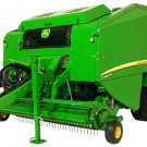 PDF John Deere C440R Round Hay and forage Service Technical Repair Manual (TM301119)