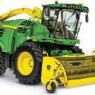 PDF John Deere 8100 To 8800 Forage Harvesters Diagnostic Manual (TM407019)