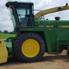 PDF John Deere 6610 To 6910 Self-Propelled Forage Harvester Diagnostic Service Manual (TM4489)