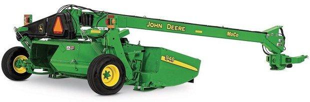 PDF John Deere 946, 956 Center Pivot Rotary Mower-Conditioners Technical Manual (TM1824)