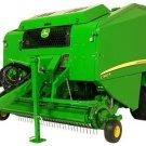 PDF John Deere C440R Round Hay and forage Wrapping Baler Tests Service Manual (TM301019)