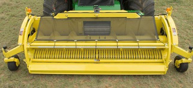 PDF John Deere 630C, 640C, 645C Hay and Forage Windrow Pickups Technical Manual (TM404619)