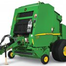 PDF John Deere 459s, 559s Silage Special; 459, 559 Round Balers Technical Manual (TM121119)
