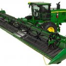 PDF John Deere D450 Self-Propelled Hay and Forage Windrower Tests Service Manual (TM108919)
