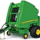 PDF John Deere 469, 569 Premium Hay&Forage Round Balers Technical Service Manual TM121319