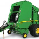 PDF John Deere 469s, 569s Silage Special; 469, 569 Round Balers Technical Manual (TM121219)