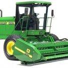 PDF John Deere 4890 Self-Propelled Hay and Forage Windrower Repair Technical Manual (TM1617)