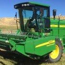 PDF John Deere 4895 Self-Propelled Hay and Forage Windrower Service Repair Manual (TM2033)