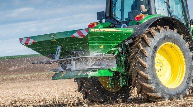 PDF John Deere DN200, DN300 Dry Fertilizer Spreader Sprayers Repair Technical Manual (TM122119)