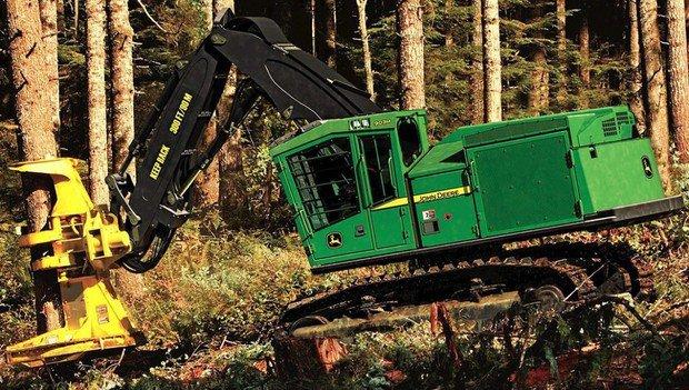 PDF John Deere 903M, 953M Track Feller Buncher Diagnostic & Test Service Manual TM13232X19