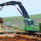 PDF John Deere 903KH  To 909KH Tracked Harvester Repair Technical Manual (TM11626)