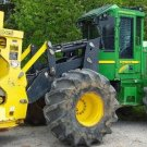 PDF John Deere 643J, 843J Wheeled Feller Buncher Diagnostic Service Manual (TM2216)
