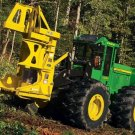 PDF John Deere 843K Wheeled Feller Buncher Operation and Test Service Manual (TM11362)