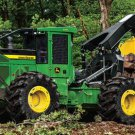 PDF John Deere 640L, 648L, 748L Skidder Repair Technical Manual (TM13136X19)