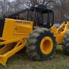 PDF John Deere 640D Skidder and 648D Grapple Skidder Repair Technical Manual (TM1440)
