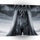 Abstract Horror Kingdom Of Demons A1 Xlarge Canvas
