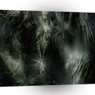 Abstract Horror Monster Demon King A1 Xlarge Canvas
