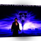 Abstract Horror Undertaker Death Valley A1 Xlarge Canvas