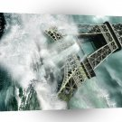 Abstract Natural Force Great Flood A1 Xlarge Canvas
