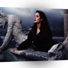 Abstract People Angelina Jolie Movie Scene A1 Xlarge Canvas