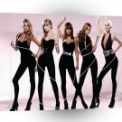 Abstract People Girls Aloud Telephones A1 Xlarge Canvas