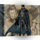 Abstract Sci Fi Batman A1 Xlarge Canvas