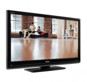 TOSHIBA 46IN REGZA 1080P FULL HD LCD TV
