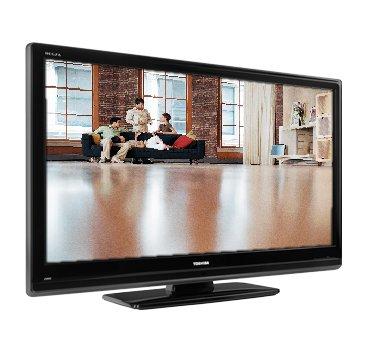 "TOSHIBA 52RV530U 1080P FULL HD52"" LCD TV"