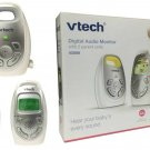 VTech Safe Digital Baby Vibrating Audio Monitor with 2 Parent Units DM223-2 NEW