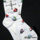 K.Bell Sailing Design Socks