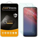 Motorola Moto Z4 Tempered Glass 9H Hardness Screen Protector Anti-Scratch 3 Pack