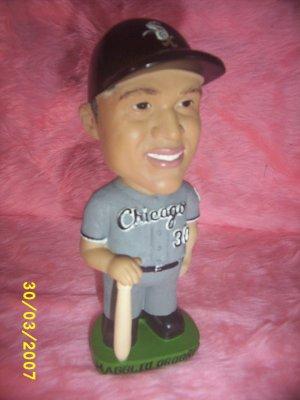 Bobble Head Chicago White Sox Magglio Orodnez baseball