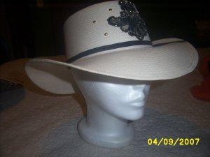 Womens Eddy Brother Western Hat Medium New Ladies hats