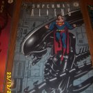 Comic Superman  Aliens  x 1   1 of 3