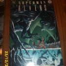 Comic SupermanAliens  book 3 of 3   x 1