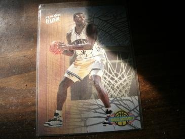Larry Jonhson Trading card 93-94 Fleer Ultra